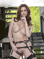 Emily Addison decides to satisfy her arousal